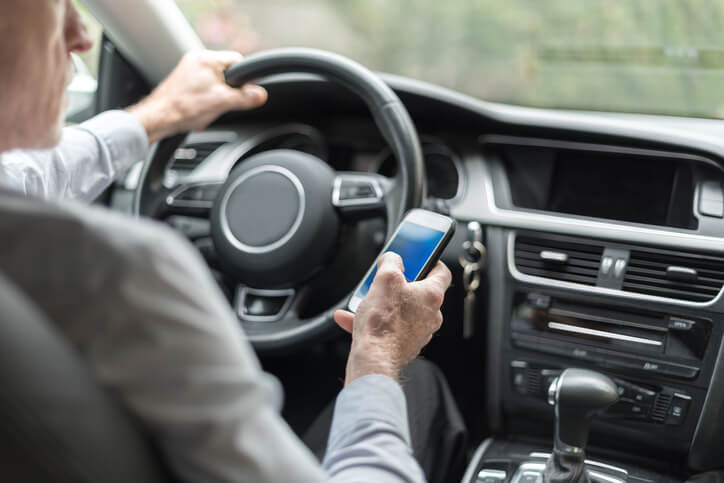 Top 9 bad driver behaviours and how can they be changed